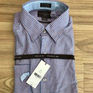 Black Brown 1826 Dress Shirt